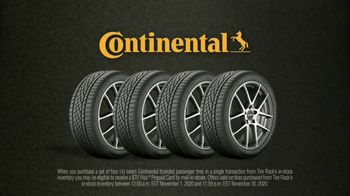 TireRack.com TV Spot, 'From Your Couch: Continental' - Thumbnail 9