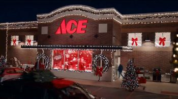 ACE Hardware TV Spot, 'Holidays: Perfect Present' - Thumbnail 6