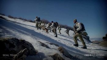CBS All Access TV Spot, 'Seal Team' - Thumbnail 2