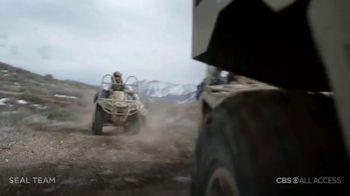 CBS All Access TV Spot, 'Seal Team' - Thumbnail 5