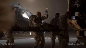 CBS All Access TV Spot, 'Seal Team' - Thumbnail 7