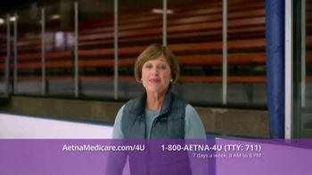 Aetna Medicare Solutions TV Spot, 'Turning 65: $10 Gift Card' Featuring Dorothy Hamill - Thumbnail 3