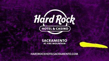 Hard Rock Hotel & Casino Sacramento at Fire Mountain TV Spot, 'Winning Like Never Before' - Thumbnail 10
