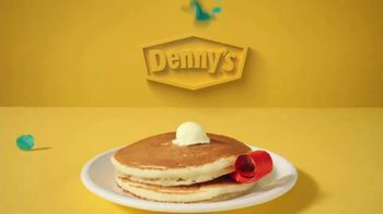 Denny's TV Spot, 'Free Pancakes and Delivery' - Thumbnail 1