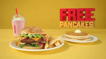 Denny's TV Spot, 'Free Pancakes and Delivery'