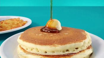 Denny's TV Spot, 'Free Pancakes and Delivery' - Thumbnail 5
