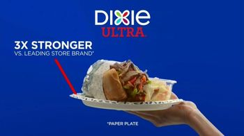 Dixie Ultra TV Spot, 'Make It Right: Chris: To Go Cups' - Thumbnail 7