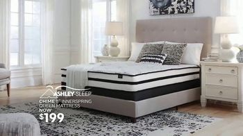 Ashley HomeStore New Years Mattress Sale TV Spot, 'Ashley-Sleep: 72 Months' - Thumbnail 4