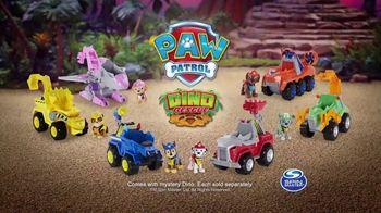 PAW Patrol Dino Rescue Deluxe Rev Up Vehicles TV Spot, 'Rev Up'