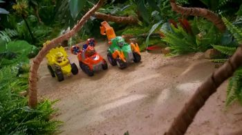 PAW Patrol Dino Rescue Deluxe Vehicles TV Spot, 'Rev Up'