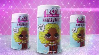 L.O.L. Surprise! #HairGoals Series 2 TV Spot, 'Love Our Hair'