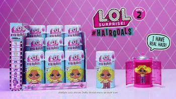 L.O.L. Surprise! #HairGoals Series 2 TV Spot, 'Love Our Hair' - Thumbnail 9