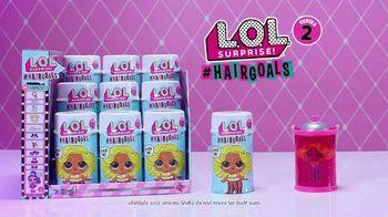 L.O.L. Surprise! #HairGoals Series 2 TV Spot, 'Love Our Hair' - Thumbnail 8