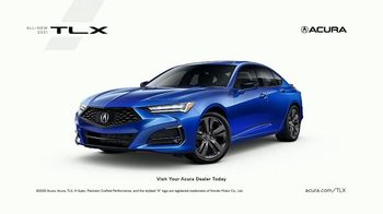 2021 Acura TLX TV Spot, 'Pushing the Limits of Premium Performance' [T1] - Thumbnail 5