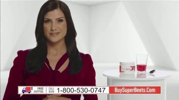 SuperBeets TV Spot, 'DPB V5 with Amazon Tag' Featuring Dana Loesch, Hunter Kemper - 22 commercial airings