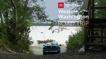 Toyota TV Spot, 'Western Washington Road Trip: Fun in the Snow' Ft. Danielle Demski, Ethan Erickson [T2] - Thumbnail 2