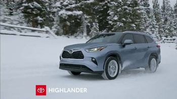Toyota TV Spot, 'Western Washington Road Trip: Fun in the Snow' Ft. Danielle Demski, Ethan Erickson [T2] - Thumbnail 7
