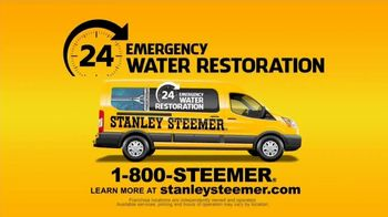 Stanley Steemer 24 Hour Emergency Water Restoration TV Spot, 'Water Emergency' - Thumbnail 10