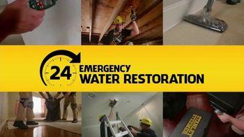 Stanley Steemer 24 Hour Emergency Water Restoration TV Spot, 'Water Emergency' - Thumbnail 9