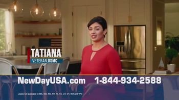 NewDay USA RefiPLUS TV Spot, 'Exciting News' - 647 commercial airings