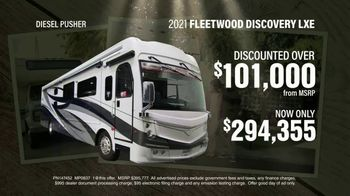 La Mesa RV TV Spot, 'Generations: 2021 Fleetwood Discovery'
