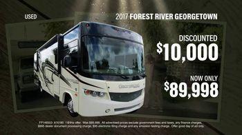 La Mesa RV TV Spot, 'Used: 2017 Forest River Georgetown' - Thumbnail 6