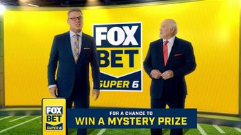 FOX Bet Super 6 Picks TV Spot, 'A Family to Feed' Featuring Terry Bradshaw and Howie Long - Thumbnail 3