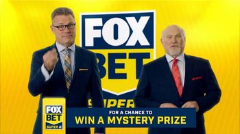 FOX Bet Super 6 Picks TV Spot, 'A Family to Feed' Featuring Terry Bradshaw and Howie Long - Thumbnail 4