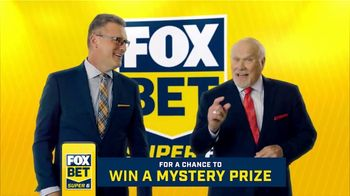 FOX Bet Super 6 Picks TV Spot, 'A Family to Feed' Featuring Terry Bradshaw and Howie Long - Thumbnail 5