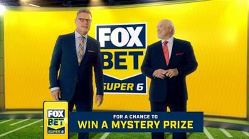 FOX Bet Super 6 Picks TV Spot, 'A Family to Feed' Featuring Terry Bradshaw and Howie Long - Thumbnail 6