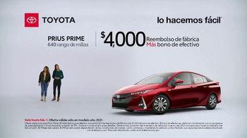 2021 Toyota Prius Prime TV Spot, '¿Qué es eso?: Prius Prime' [Spanish] [T2] - Thumbnail 1