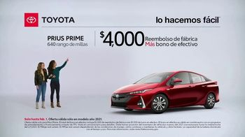 2021 Toyota Prius Prime TV Spot, '¿Qué es eso?: Prius Prime' [Spanish] [T2] - Thumbnail 3