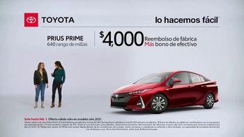2021 Toyota Prius Prime TV Spot, '¿Qué es eso?: Prius Prime' [Spanish] [T2] - Thumbnail 7