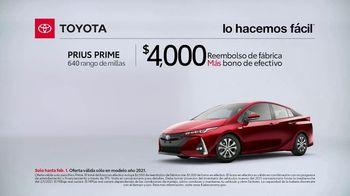 2021 Toyota Prius Prime TV Spot, '¿Qué es eso?: Prius Prime' [Spanish] [T2] - Thumbnail 8