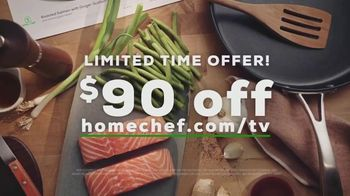 Home Chef TV Spot, 'Go Together: $90 Off' - Thumbnail 8