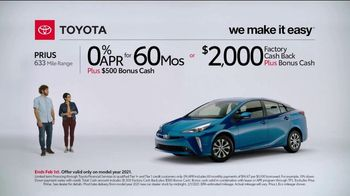 2021 Toyota Prius TV Spot, 'What Do We Have Here: Prius' [T2] - Thumbnail 3