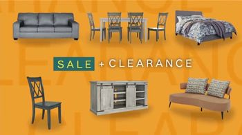 Ashley HomeStore Sale + Clearance Event TV Spot, 'Dining Tables & Sofas' - Thumbnail 3