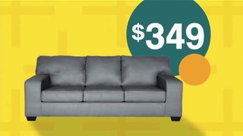 Ashley HomeStore Sale + Clearance Event TV Spot, 'Dining Tables & Sofas' - Thumbnail 5