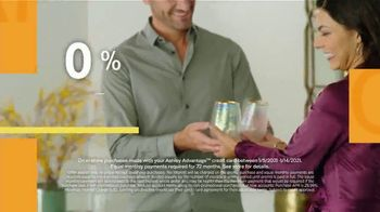 Ashley HomeStore Sale + Clearance Event TV Spot, 'Dining Tables & Sofas' - Thumbnail 6