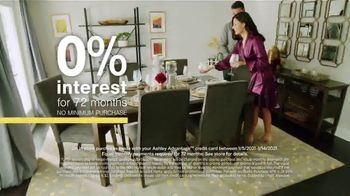 Ashley HomeStore Sale + Clearance Event TV Spot, 'Dining Tables & Sofas' - Thumbnail 7
