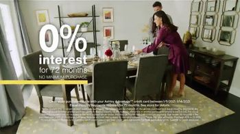 Ashley HomeStore Sale + Clearance Event TV Spot, 'Dining Tables & Sofas' - Thumbnail 8