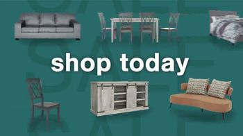 Ashley HomeStore Sale + Clearance Event TV Spot, 'Dining Tables & Sofas' - Thumbnail 9