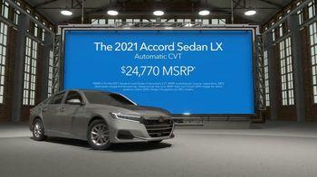 2021 Honda Accord TV Spot, 'Upgrade: Accord' [T2] - Thumbnail 5