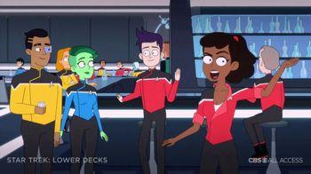 CBS All Access TV Spot, 'Star Trek: Lower Decks' - Thumbnail 6