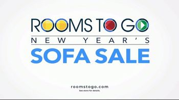 Rooms to Go New Year's Sofa Sale TV Spot, 'Endless Sofa Possibilities' - Thumbnail 10