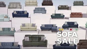 Rooms to Go New Year's Sofa Sale TV Spot, 'Endless Sofa Possibilities' - Thumbnail 4