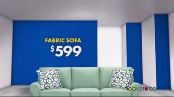 Rooms to Go New Year's Sofa Sale TV Spot, 'Endless Sofa Possibilities' - Thumbnail 5