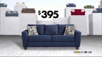 Rooms to Go New Year's Sofa Sale TV Spot, 'Endless Sofa Possibilities' - Thumbnail 7