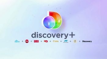 Discovery+ TV Spot, 'Collection of Real-Life Entertainment' - Thumbnail 9