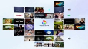 Discovery+ TV Spot, 'Collection of Real-Life Entertainment' - Thumbnail 2